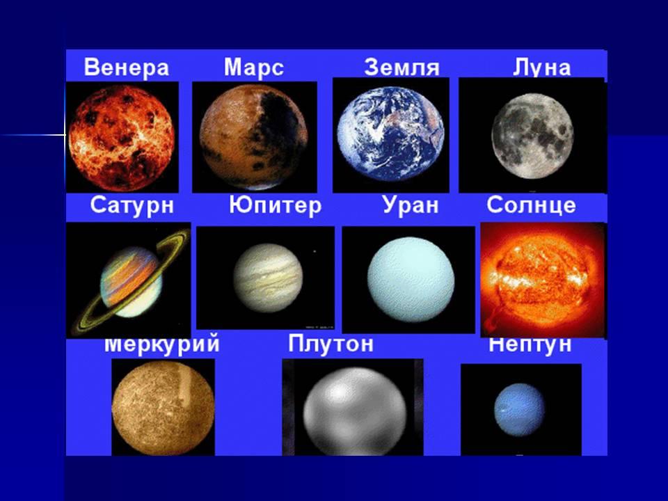 Презентация на тему что такое космос