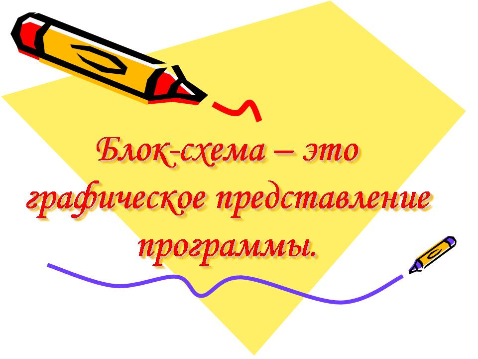 Блок схемы презентации по