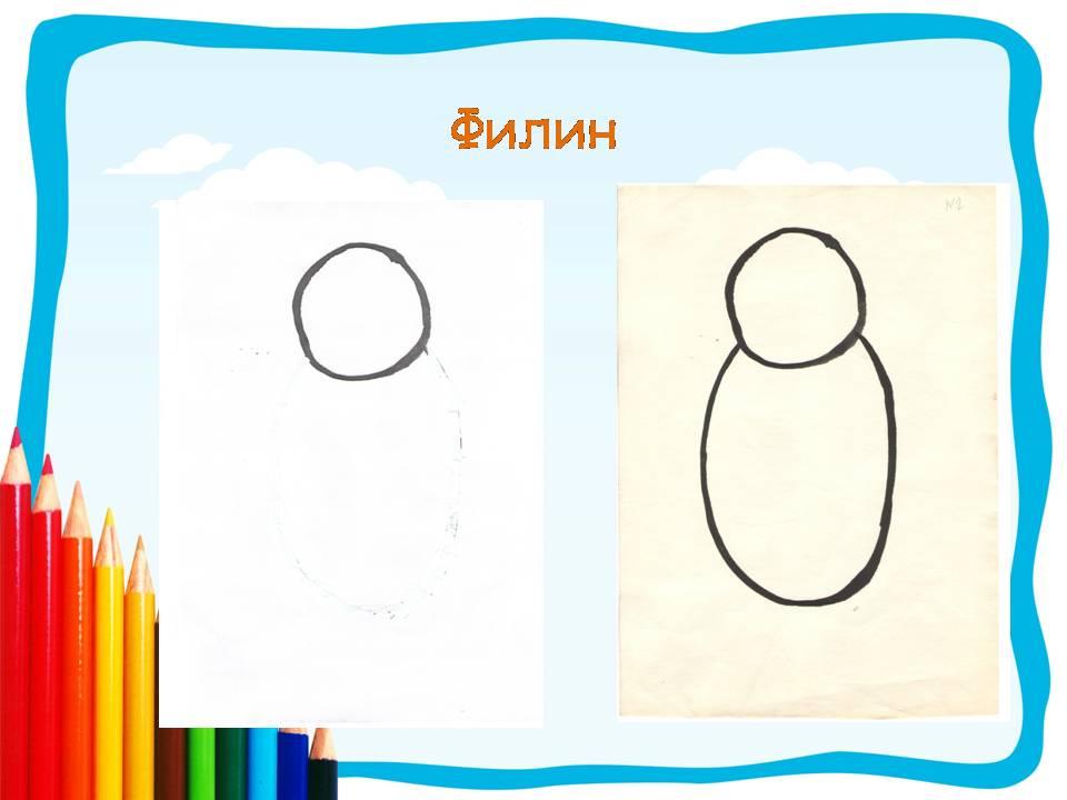 Поэтапное рисование фигуры человек 175