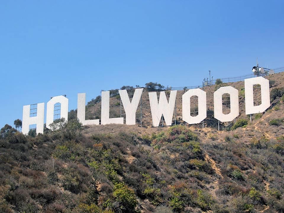 презентация на тему американское кино голливуд