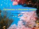 Организмы в Мировом океане (6 класс)