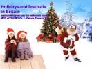 English holidays and festivals (Праздники и фестивали в Британии)